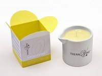 T676-2 AromaVine Lemon Zest Massage Candle (3)